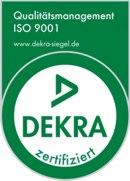 Zertifizierung der Praxis nach DIN EN ISO 9001:2008